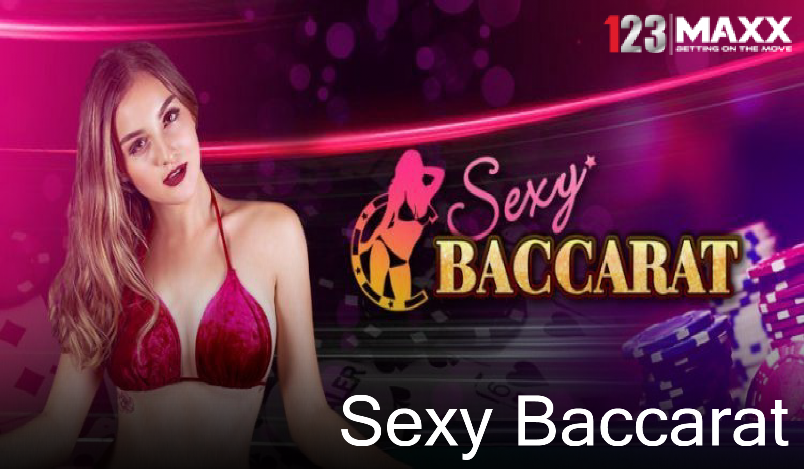 Sexy Baccarat 123maxx