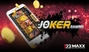 joker gaming 123MAXX